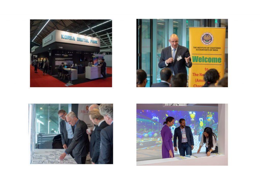 Foto's van seminar en evenement